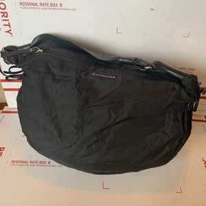 Kate Spade New York Nylon And Leather Bag